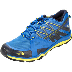 8fc5f39b32e The North Face Hedgehog Fastpack Lite II GTX Shoes Men blue quartz/blazing  yellw